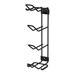 Racor - Racor  Pro PG-2 Golf Storage Rack - Keep your golf equipment neat and organized in one compact space. You can store two golf bags, complete with clubs and two pairs of shoes all in one convenient place with this golf rack from Racor