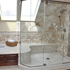 contemporary bathroom by VeDco Design Group, Inc