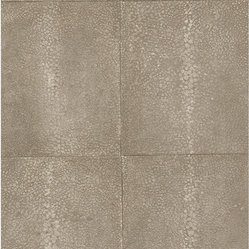 Gaulchat Stippled Hide Wallpaper - Coffee
