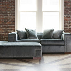 Contemporary Footstools And Ottomans by 24e Design Co.