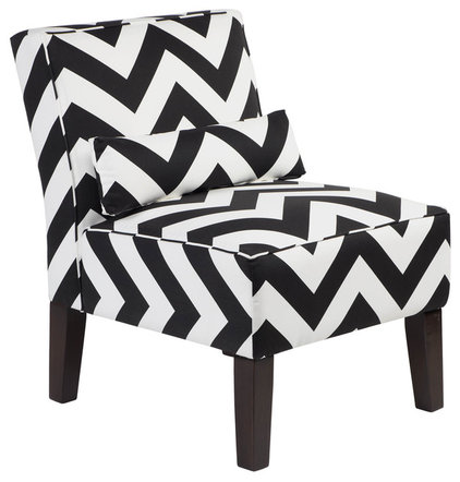 Contemporary Living Room Chairs by Z Gallerie