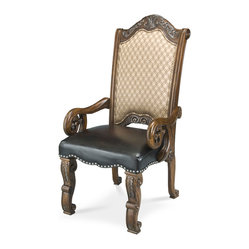 Monte Carlo II Arm Chair