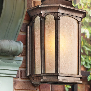 Outdoor Decrative Lighting - The Duquesne Collection of outdoor lighting from Kichler