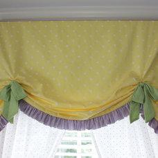 Modern Curtains by Lynn Chalk