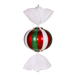 Vickerman 36 in. Peppermint Candy