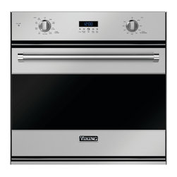 "Viking 3 Series 30"" Single Oven, Stainless Steel 