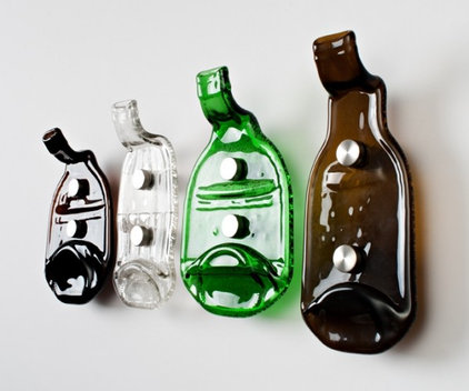 eclectic hooks and hangers 99 Bottles Coat Hook