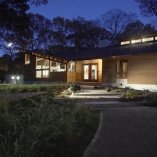Modern Exterior by Architecture in Formation, P.C.
