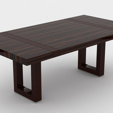 Contemporary Dining Tables by Arquitek inc.