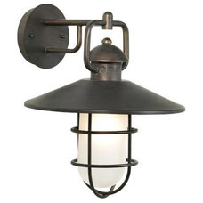 Beach Style Outdoor Wall Lights And Sconces by Lamps Plus