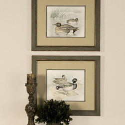 "41147 Mallard & Wigeon S/2 by Uttermost - Get 10% discount on your first order. Coupon code: ""houzz"". Order today."