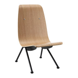 East End Imports - Voyage Lounge Chair Natural - Shaped to give you a comfortable seat, this very modern lounge chair will accent your design style. The clean lines let the chair do the talking. All else is redundant.