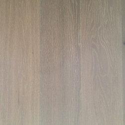 Wire Brushed European Oak - Grey Stone - European Oak - Grey Stone