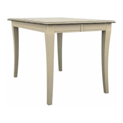 Broyhill Furniture - Color Cuisine Butterfly Extension Counter Table - 5207-127 - Color Cuisine Collection Table