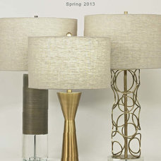 Contemporary Table Lamps by FlowDecor