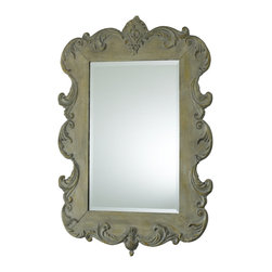 Vintage French Mirror - *Vintage French Mirror