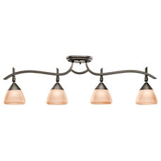 Contemporary Track Lighting Kits by Lamps Plus