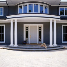 Traditional Exterior by Duxbury Architects