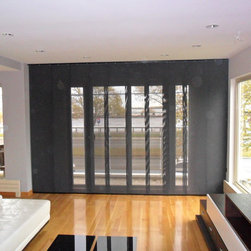 Skyline® Gliding Window Panels - http://www.houzz.com/pro/starlyns-coms/starlynscom