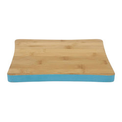 Jenny Cutting Board, Aqua