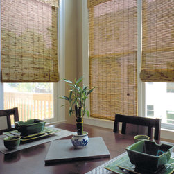 Super Saver Woven Wood Blinds - Super Saver Woven Wood Blinds by Shades Shutters Blinds : Starting at $37.10! Free Shipping & Lifetime Warranty. Made in the USA.