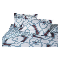 Jennifer Taylor Home - King 3 Pc Set, 1xDuvet - Dream 3 PCS King Duvet Set