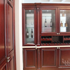 Traditional Kitchen Cabinetry by ITB Kitchen & Wardrobe Manufacturer