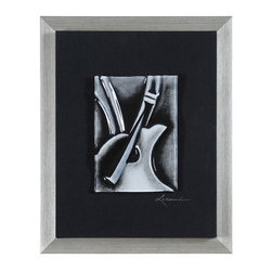 """Ren Wil - Ren Wil W6099 Sound of Music II 23"""" x 19"""" Wall Decor by Dominic Lecavalier - Specifications:"""