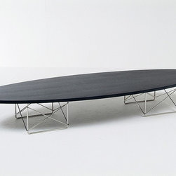 Modern Classics - Eames: Ellipitical Table Reproduction - Features: