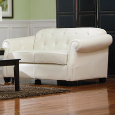Traditional Love Seats by CheaperFloors