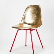 Eclectic Chairs by Okay Art