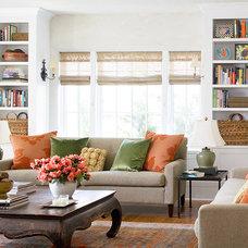 How to Decorate a Living Room - Better Homes and Gardens - BHG.com