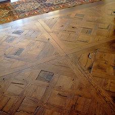 Traditional Hardwood Flooring by Eccologie LLC
