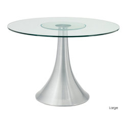 Satellite Round Dining Table, Large