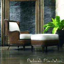 Padma's Plantation Palm Beach Outdoor Lounge Chair - Padma's Plantation Palm Beach Outdoor Lounge Chair