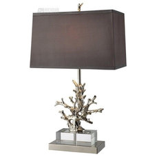 Contemporary Table Lamps by South Shore Decorating Shop