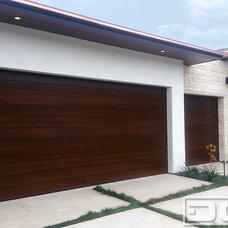 Modern Garage Doors by Dynamic Garage Door