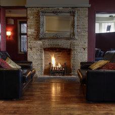Traditional Hardwood Flooring by Koydol Inc.