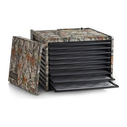 Excalibur 3926T-Camo 9 Tray Food Dehydrator with Timer - Camouflage
