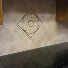 Traditional  by Tile & Stone Design Center