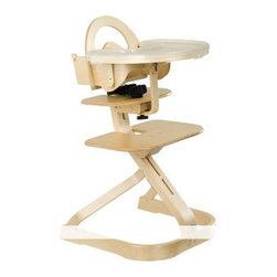 Svan High Chair - This is a nice chair that grows with your child's needs.