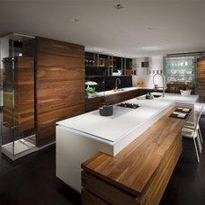 Kitchen Cabinets Bazzèo   Marron Glace   arthitectural.com