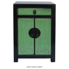 Contemporary Side Tables And Accent Tables by Golden Lotus Antiques