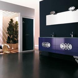 Eurolegno M.C.A.B. - Italian Bathroom Vanity - GLAMOUR -