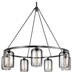modern chandeliers by Niche Modern