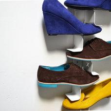 Modern Shoeracks by Shrine Rack