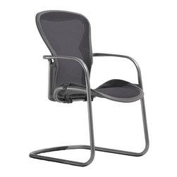 Herman Miller - Aeron Side Chair By Herman Miller - Aeron Side Chair By Herman Miller