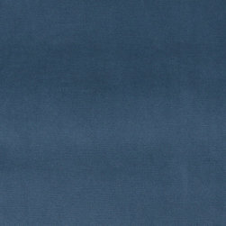 Blue Plush Elegant Cotton Velvet Upholstery Fabric By The Yard - Cotton velvet is one of a kind, at least ours is! Our cotton velvet is plush and exceptionally durable. This fabric will look great in your living room, or any place in your home. Our cotton velvets are made in America!