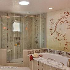 Modern Tile tile for bathroom