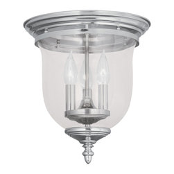 Livex Lighting - Livex Lighting 5021-35 Ceiling Light/Flush Mount Light - Livex Lighting 5021-35 Ceiling Light/Flush Mount Light
